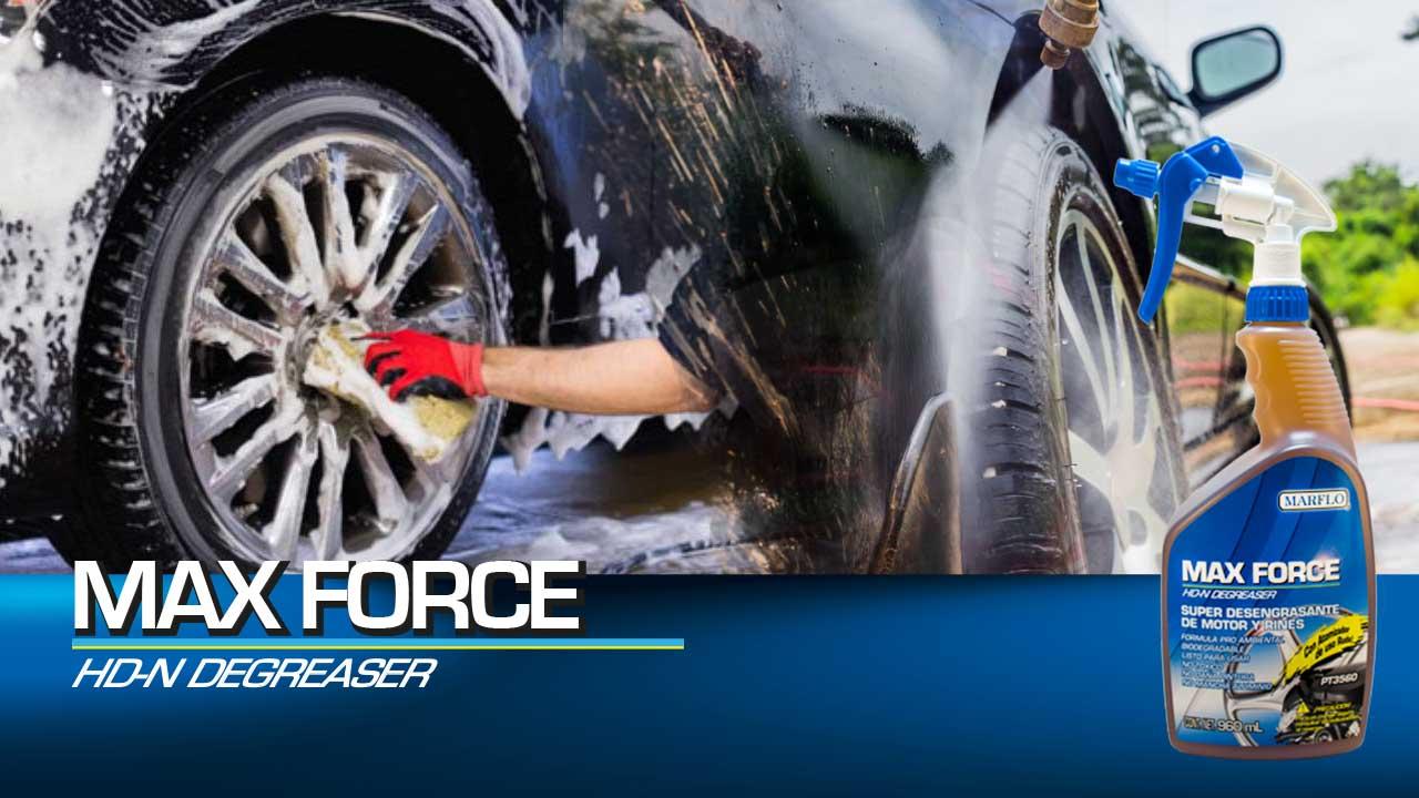 Max Force 1280x720
